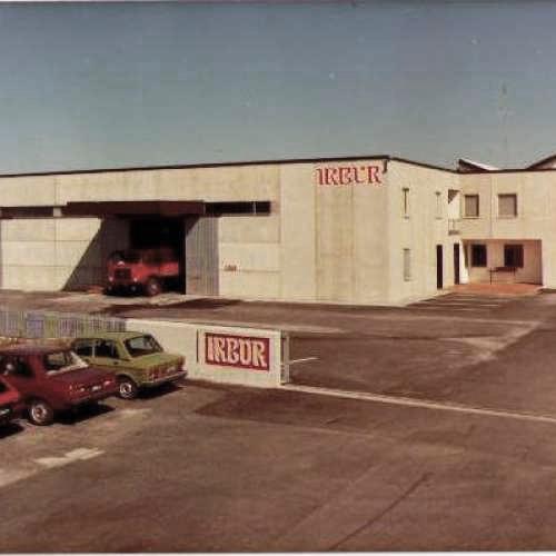 L'IRBUR a fine anni '80